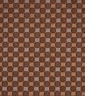 Home Decor 8\u0022x8\u0022 Fabric Swatch-Barrow  M7667-5388 Truffle