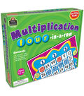 Teacher Created Resources Multiplication: Four in a Row Game