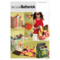 Butterick Crafts Totes & Bags-B5338
