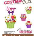 CottageCutz Die-Mother\u0027s Day Cupcake 1.7\u0022 To 3\u0022