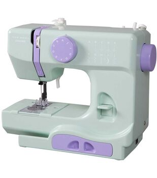 Janome Derby Portable Sewing Machine- Mystical Mint