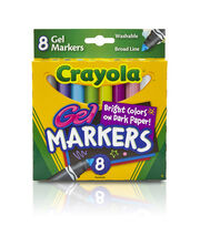 Crayola Gel Fx Washable Markers, , hi-res
