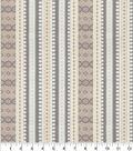 Home Decor 8\u0022x8\u0022 Fabric Swatch-Genevieve Gorder Ancient Stripe Dusk