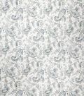 Home Decor 8\u0022x8\u0022 Fabric Swatch-SMC Designs Scott / Porcelain