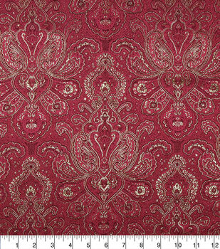 Tapestry Fabric-Pink Wild Tapestry