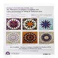 Marti Michell 6 pk 20\u0027\u0027 Templates-Mariner\u0027s Compass
