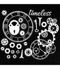 49 and Market 6\u0027\u0027x6\u0027\u0027 Laser Cut Shapes Archival Board-Timeless White