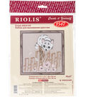 RIOLIS 7.75\u0027\u0027x7.75\u0027\u0027 Counted Cross Stitch Kit-Hunter
