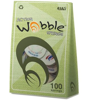 Action Wobble Springs 100 Per Package