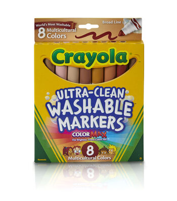 Crayola Multicultural Markers