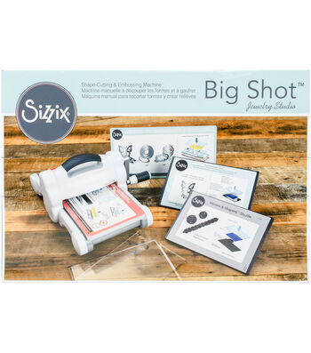 Sizzix Big Shot Machine - Leather Jewelry Studio