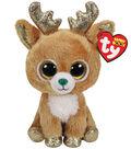 Ty Beanie Boos Regular Glitzy Reindeer