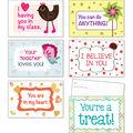 Valentines Day Postcards, 36 Per Pack, 3 Packs