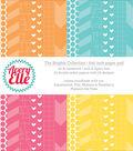 Avery Elle Double-Side Paper Pad 6\u0022X6\u0022 24/Sheets-Brights