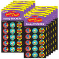 At the Movies-Popcorn Stinky Stickers 12 Packs
