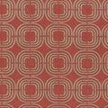 PKL Studio Upholstery Décor Fabric 9\u0022x9\u0022 Swatch-Chain Reaction Cayenne