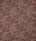 Home Decor 8\u0022x8\u0022 Fabric Swatch-SMC Designs Bryce / Crimson