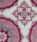 Sew Lush Fabric 58\u0022-Blush Medallion