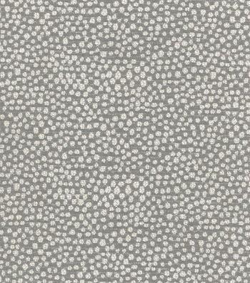 "Home Decor 8""x8"" Swatch Fabric-Waverly Pebble Driftwood"