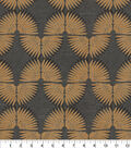 Genevieve Gorder Multi-Purpose Decor Fabric 54\u0027\u0027-Urban Caterpillar on Dusk