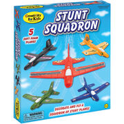 Creativity for Kids Stunt Squadron Kit, , hi-res