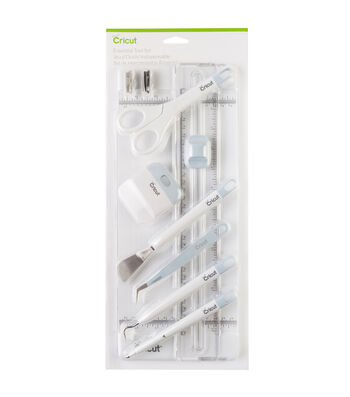 Cricut Essentials Tool Set-Blue