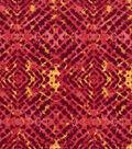 Modern Premium Cotton Print Fabric 43\u0027\u0027-Pink Blurred Squares