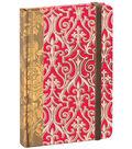 Anna Griffin Pink Solid Rnd Corner Notebook