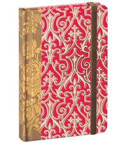 Anna Griffin Pink Solid Rnd Corner Notebook, , hi-res
