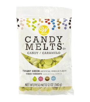 Wilton 12 oz. Candy Melts-Vibrant Green