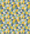 SMC Designs Outdoor Upholstery Fabric 54\u0022-Brownwell/South Seas
