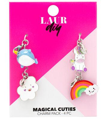 LaurDIY Charms-Magical Cuties