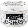 Stamperia Mix Media Art 150 ml Crackle Paste-White