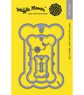 Waffle Flower Die-Floss Bobbins
