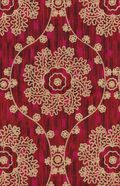 IMAN Home Print Fabric 54\u0022-Mythical Medallion/Jewel