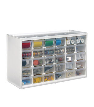 ArtBin Store in Drawer Cabinet with 30 Drawers
