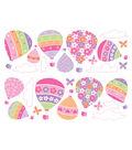 Komar Hot Air Balloons Stickarounds, 25 Piece Set