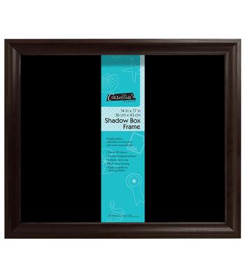 Shadowbox Frame 14x17-Black