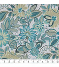 Home Essentials Lightweight Decor Fabric 45\u0027\u0027-Teal Deuton Panorama