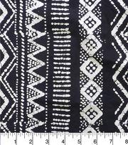 Legacy Studio Indian Batiks Cotton Fabric -Aztec Stripe, , hi-res