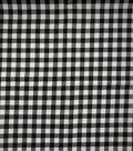 Keepsake Calico Cotton Fabric-Buffalo Check Gray & Black