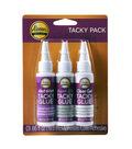 Aleene\u0027s Try Me Size Tacky Glue-3PK/Trial