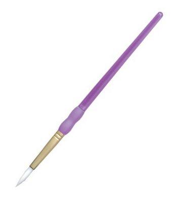 Royal Brush Crafter's Choice White Taklon Round Brush