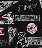 Chicago White Sox Fleece Fabric-Vintage, , hi-res