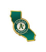 Oakland Athletics Auto Emblem, , hi-res