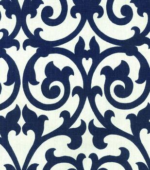 "Swavelle Mill Creek Multi-Purpose Decor Fabric 54""-Nautical"