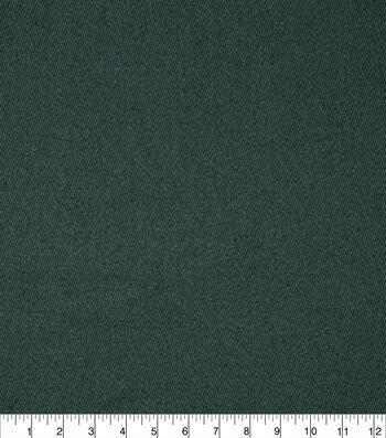 Sportswear Stretch Twill Fabric-Green
