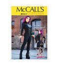 McCall\u0027s Pattern M7217-Misses\u0027 Zippered Bodysuit by Yaya Han