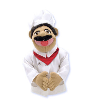 Chef Theater Puppet