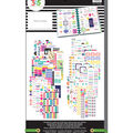 The Happy Planner Value Pack Stickers-Teacher
